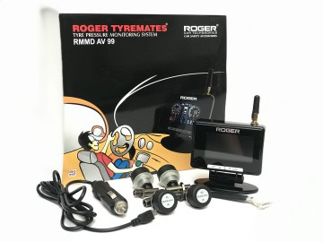 ROGER TPMS RMMD AV99 with Patented Two Way Valve System